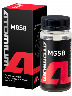 Manual gearbox oil additive | Atomium MGSB | to fix manual transmission noise and vibration