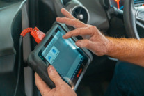 Software Tablet for diesel diagnostic