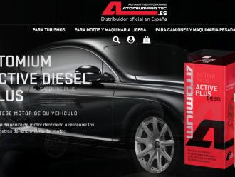New Atomium dealer in Spain - ATOMIUM PRO TEC S. L.