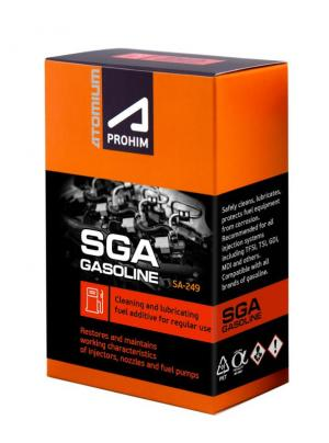 Petrol cleaning additive | Atomium SGA | Cleaning fuel additive to for gasoline pumps and injectors