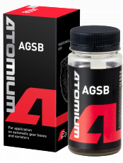 Automatic transmission additive | Atomium AGSB | gearbox oil additive to fix hard shifting | for elimination of shocks and jerks, protection and recovery,