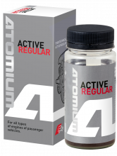 Engine oil additive Active Regular for gasoline, LPG, CNG engines