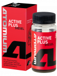 "Engine oil additive Atomium ""Active Plus"" (Active Diesel Plus) to the motor oil of diesel engine"