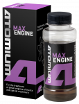 Engine oil additive ATOMIUM MAX ENGINE for the engine oil of trucks, special equipment and light commercial vehicles