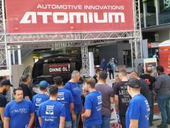 Atomium is entering World Automotive Industrial market