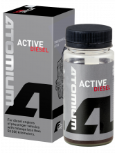 Atomium Active Diesel. Additive to motor oil of new diesel engine