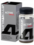 "Engine oil additive ""Active"" (Active Diesel) to engine oil of the car"