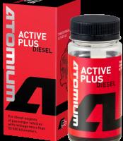 "Diesel engine treatment | Atomium ""Active Plus Diesel"" | Motor oil additive"