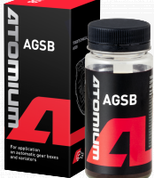 Automatic transmission additive | Atomium AGSB | gearbox oil additive to fix hard shifting