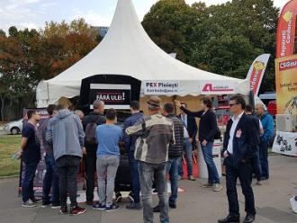 Suprotec Atomium continue to entering European markets