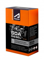 Diesel fuel cleaning additive | Atomium SDA | To clean up and lubricate diesel pumps and injectors | for reducing consumption and prolong the life of injectors