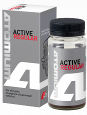 "Motor oil additive Atomium ""Active Regular"" (Active Regular) to engine oil of the car"
