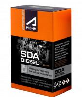 Diesel fuel cleaning additive | Atomium SDA | To clean up and lubricate diesel pumps and injectors