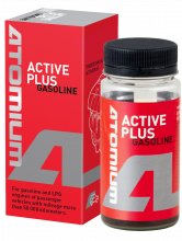 Atomium Active Plus Gasoline - oil additive for old gasoline engines