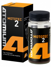 Engine oil additive for moto-technics engines. Atomium MOTOTEC 2