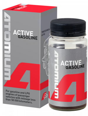 "Atomium ""Active Gasoline"" 