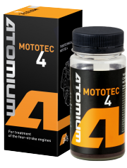 Tribotechnical compound MOTOTEC 4